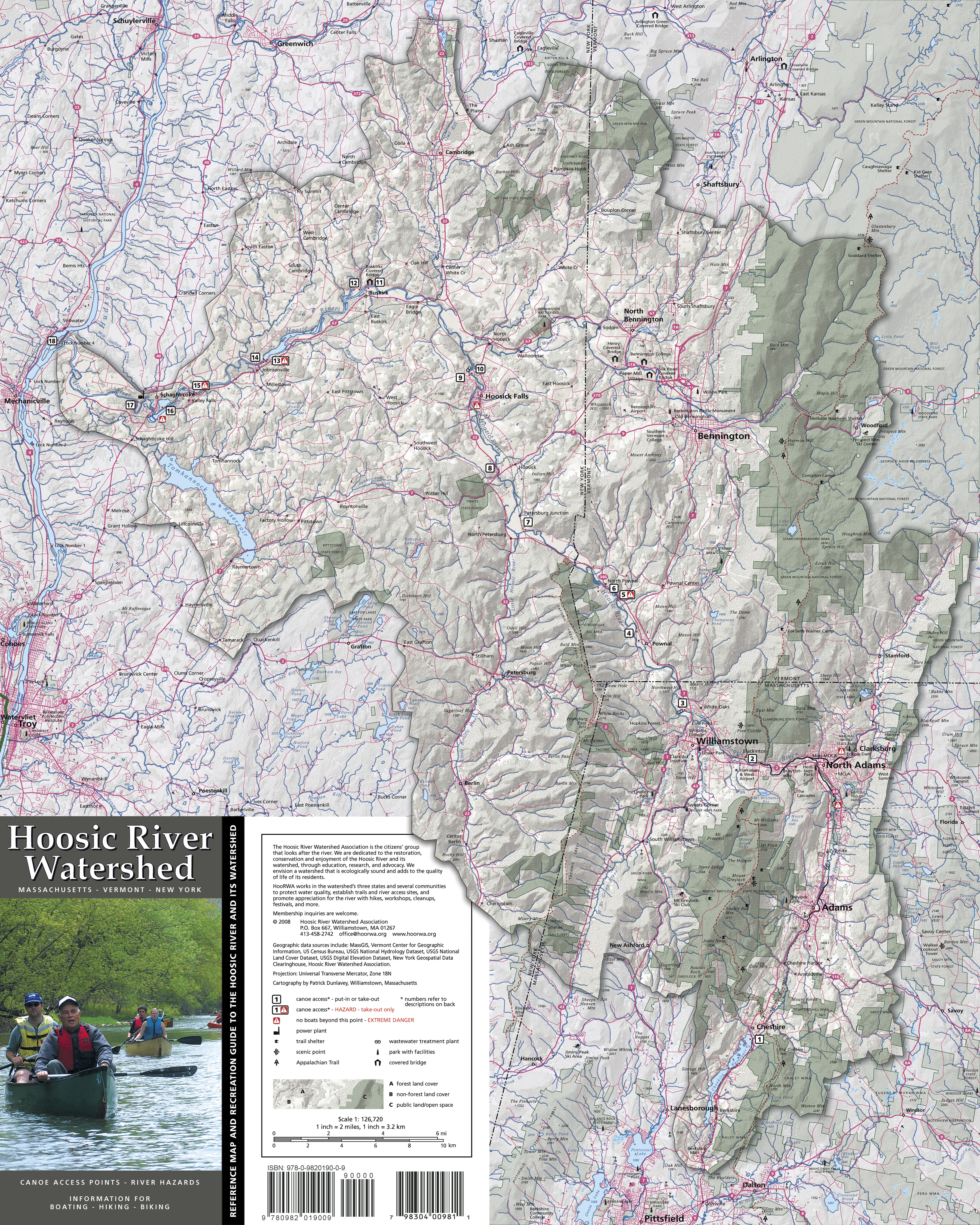 Get your Watershed Map
