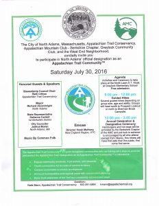 Community Trail Day in NorthAdams @ Greylock Elementary | North Adams | Massachusetts | United States