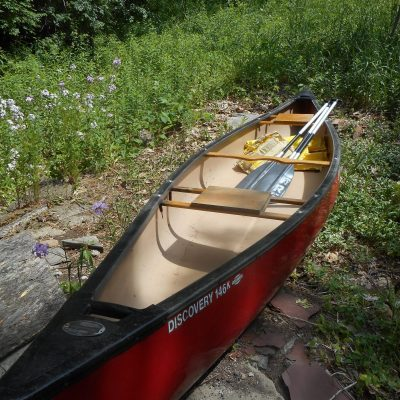 Used canoe for sale – proceeds benefit HooRWA